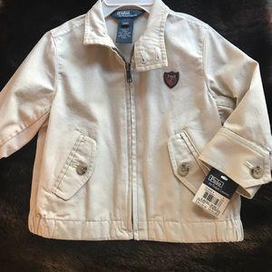 NWT! HOST PICKED!RALPH Lauren 12m toddler jacket